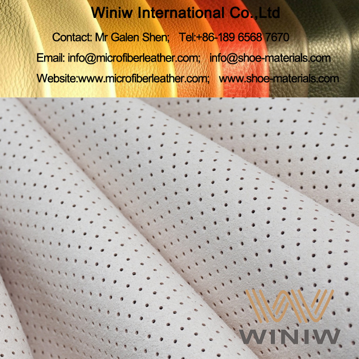 Absorption Microfiber Lining for Footwear
