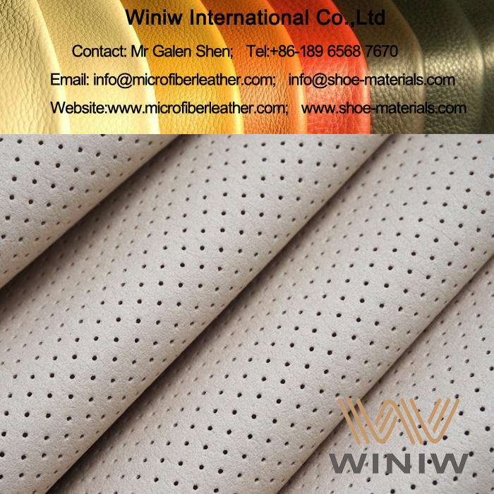 absorption microfiber lining