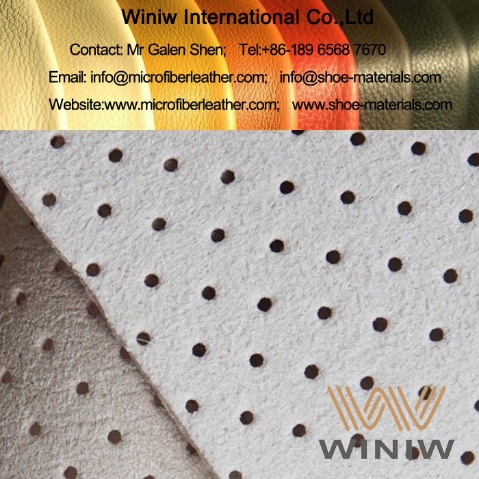 absorption microfiber lining for shoes