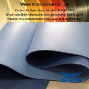 Leather Substitute Materials Microfiber Leather