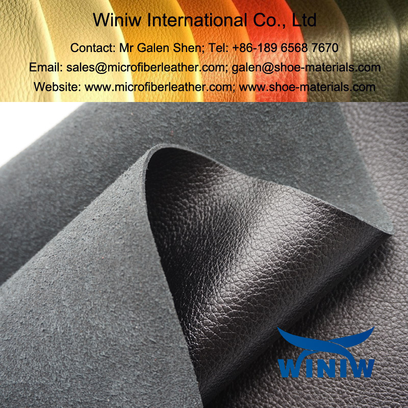 Leather Alternatives Microfiber Synthetic