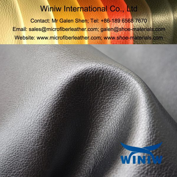 Leather Alternatives Microfiber Synthetic Leather