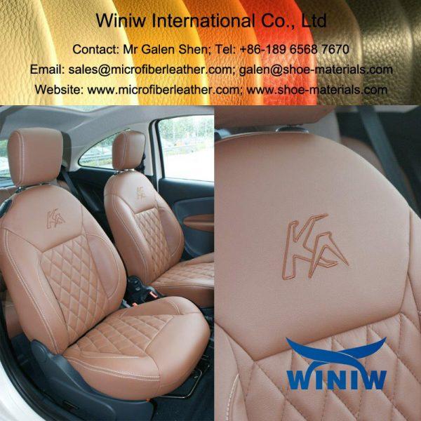 Microfiber Car Seat Cover