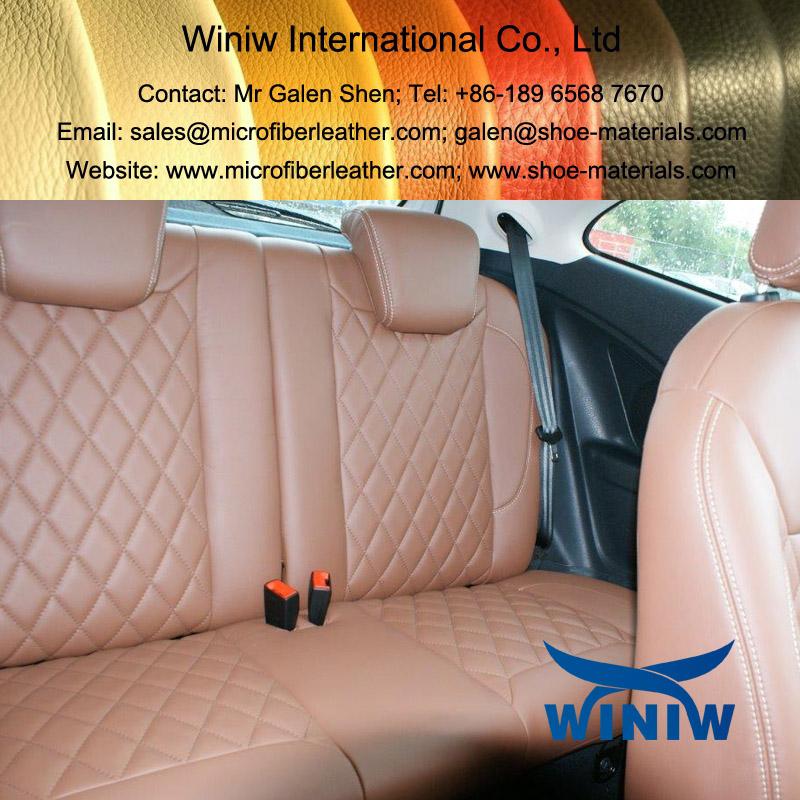 Microfiber Car Seat Covers