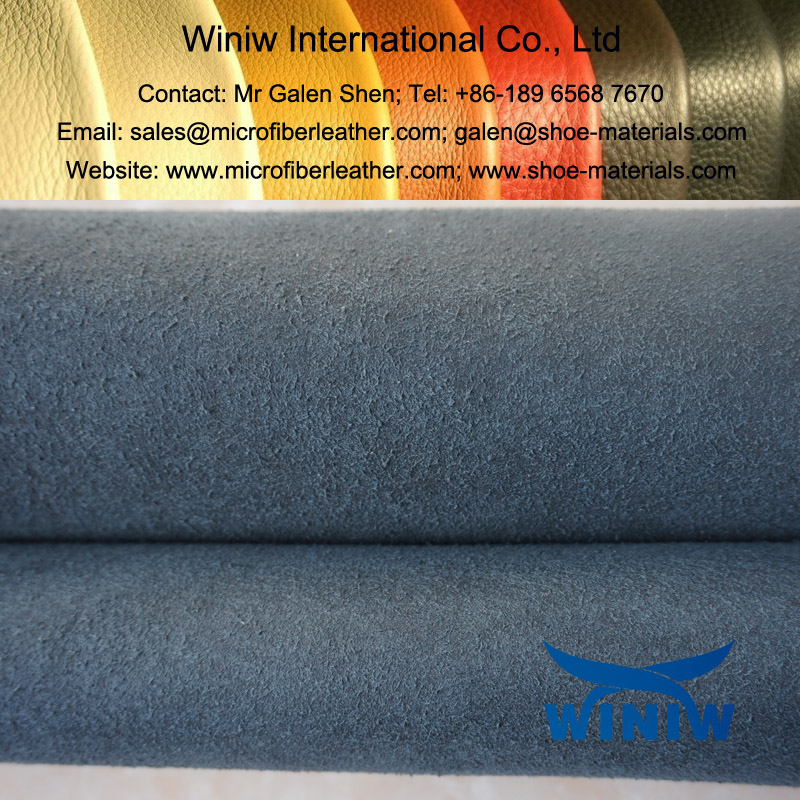 Microfiber Synthetic Full Grain Leather