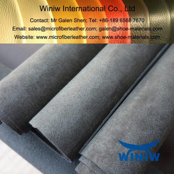 Full Grain Microfiber Leather