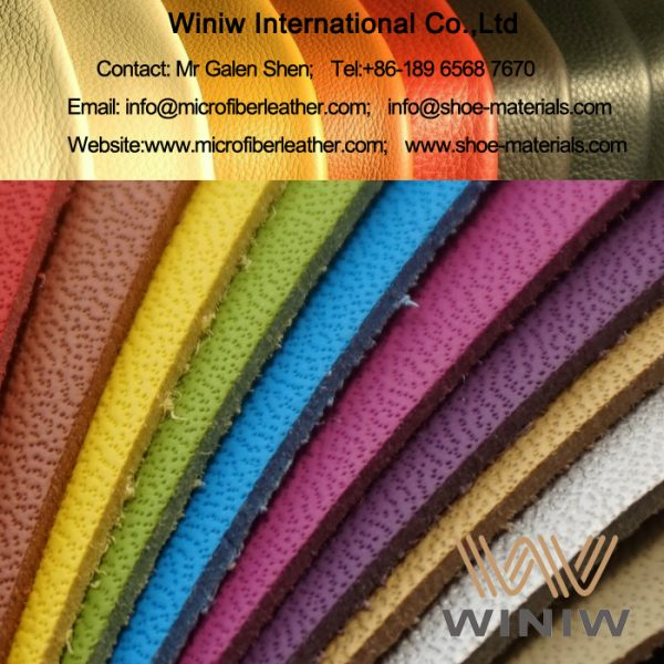 Microfiber Nappa Leather