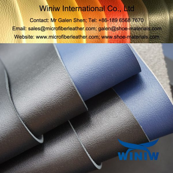 Microfiber PU Leather 002