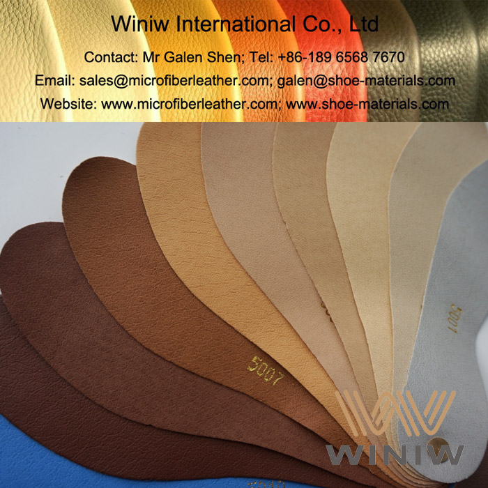 Microfiber Leather Lining for Shoes
