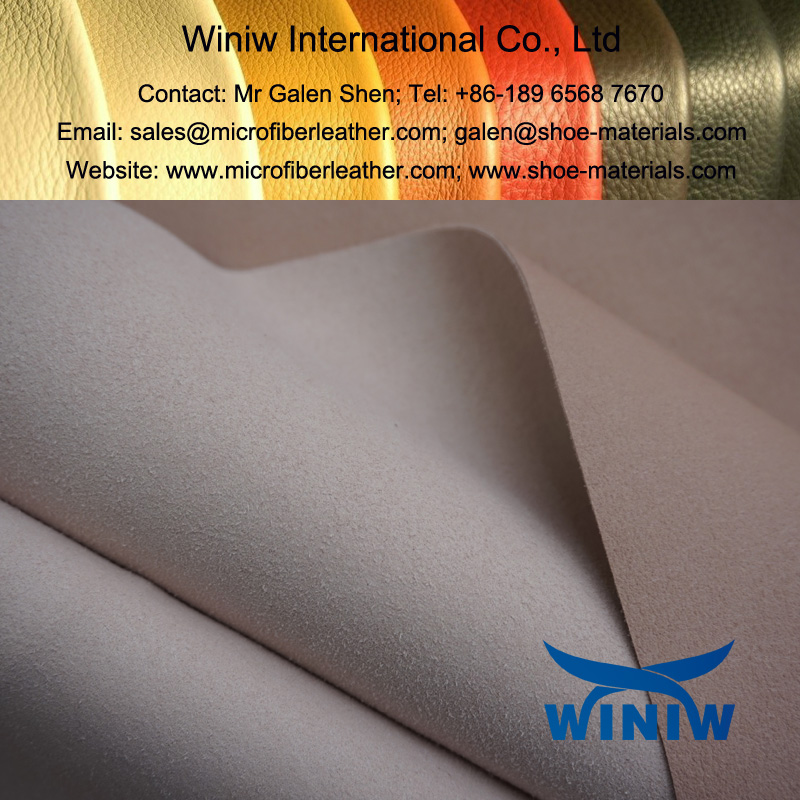 Microfiber Leather in Pigskin