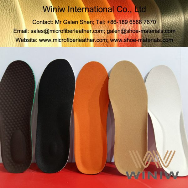 Absorbent Microfiber Material for Shoe Lining