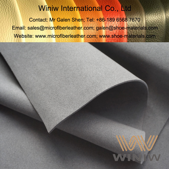 Microfiber Suede Leather for Shoe Lining