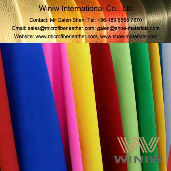 Microfiber Swede Leather