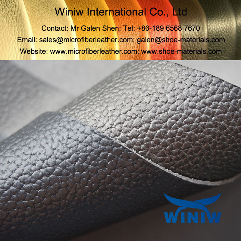 Microfiber Leather for Safety Shoes