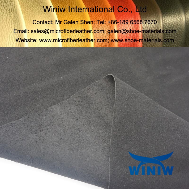 Microfiber Suede Leather for Industrial Gloves