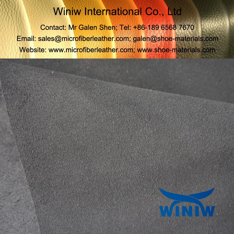 Suede Microfiber Synthetic Leather