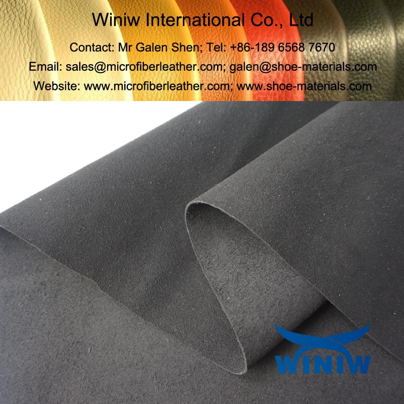 Microfiber Suede Leather for Safety Gloves