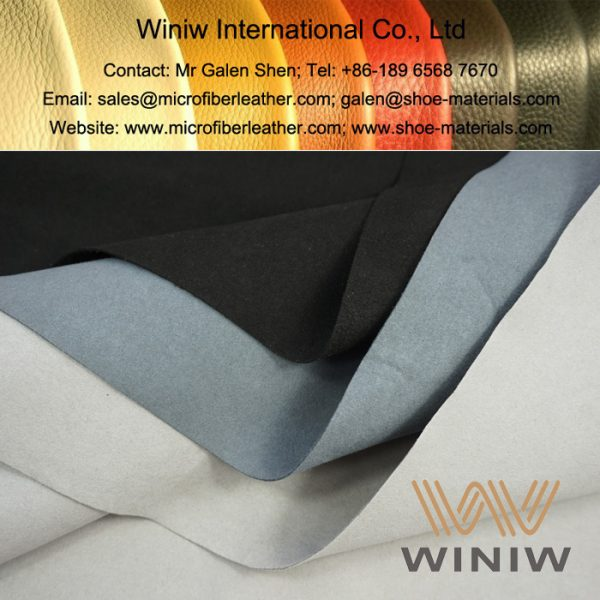Suede Microfiber Synthetic Leather 004