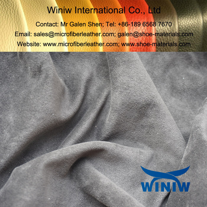 PU Faux Suede Fabric - WB Imitation Cashmere