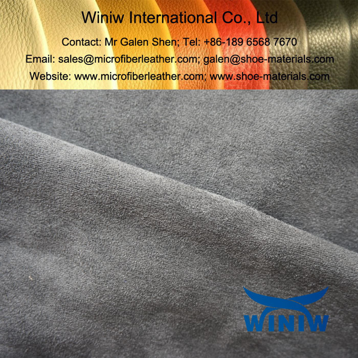 PU Faux Suede Fabric - WB Imitation Cashmere Fabric