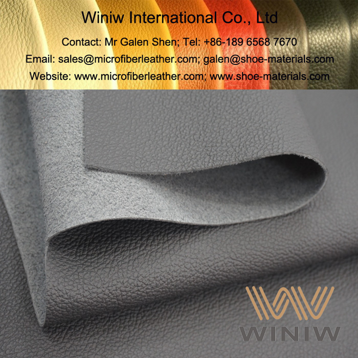 Vinyl Faux Leather Upholstery Fabric