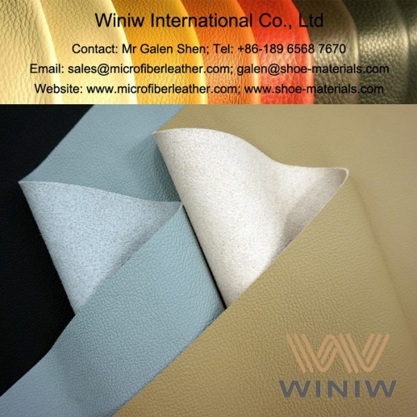 faux leather fabric material for car upholstery