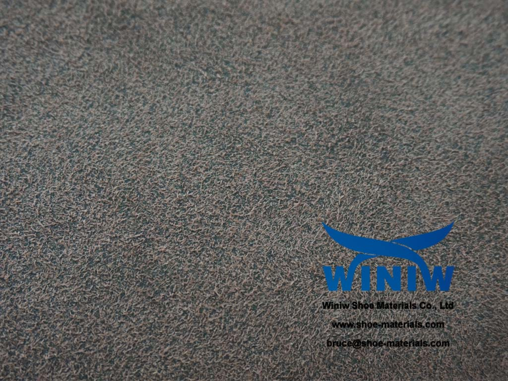 Artificial Cowhide Microfiber Leather