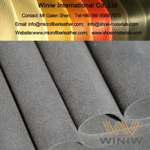 Faux Suede Leather for Automotive