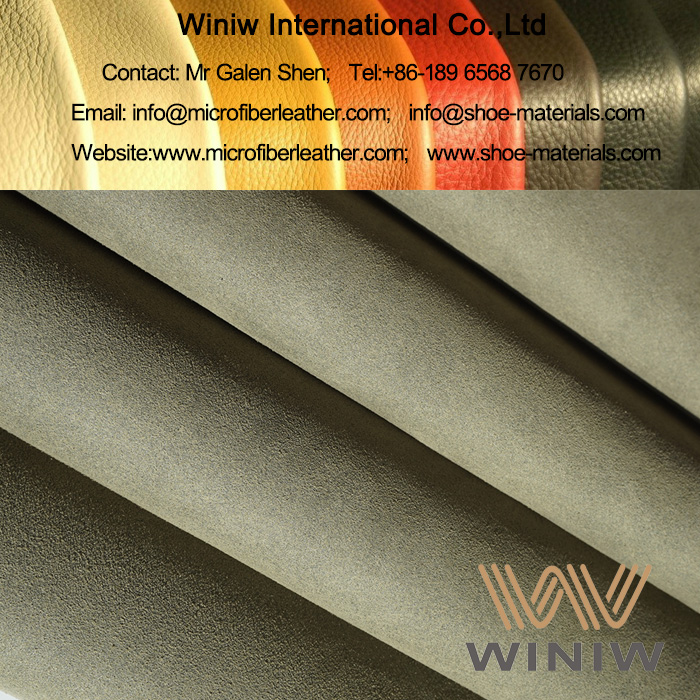 Ultrasuede Upholstery Leather