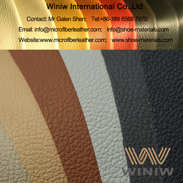 Car Seat Upholstery Leather Fabric