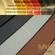 Custom Upholstery Leather for Automotive