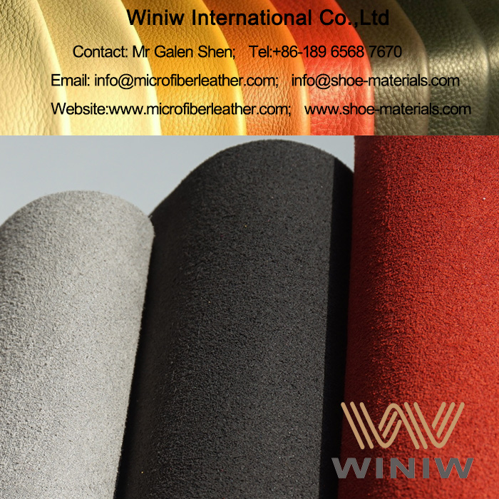 Car Upholstery Suede Fabric