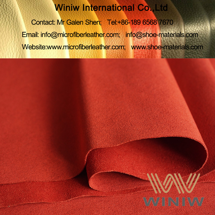 Suede Car Upholstery Fabric