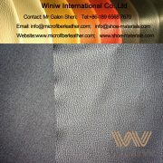 Touch Screen PU Leather