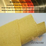 Synthetic Chamois Leather for Car Cleaning