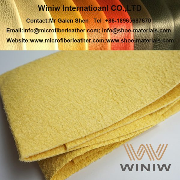Car Cleaning Cloth Synthetic Chamois Fabric