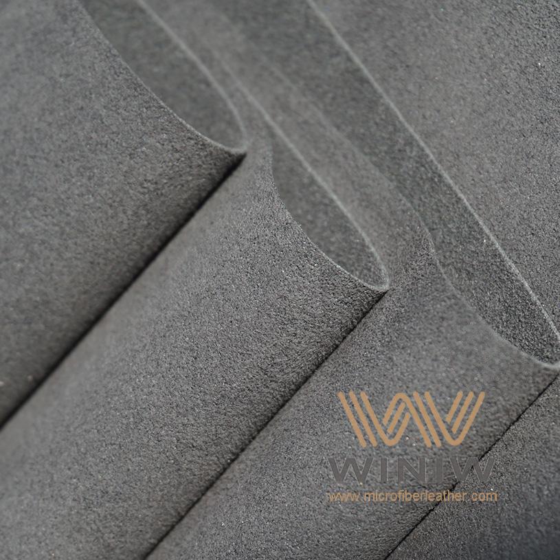 Alcantara Equivalent Faux Suede Headliner Fabric for Automobile