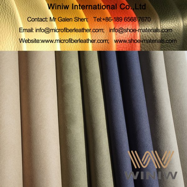 Microfiber Upholstery Fabric for Chairs and Sofa