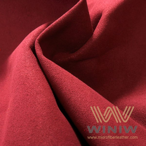Faux Suede Car Roof Lining Fabric Material