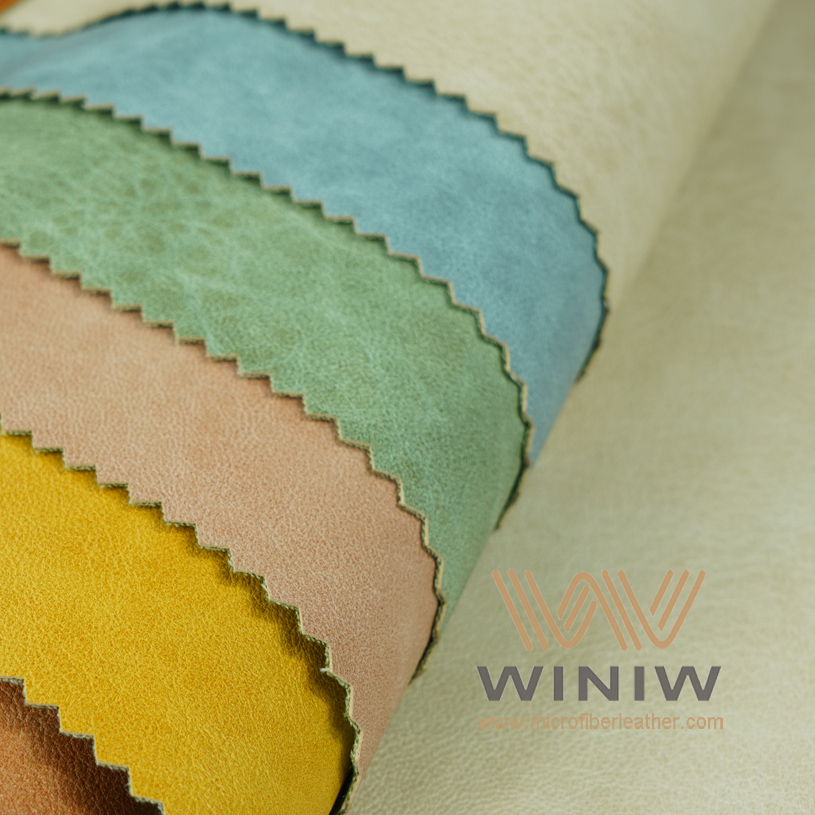 Water Based PU Synthetic Leather