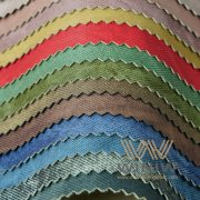 PU Artificial Leather for Garment 110