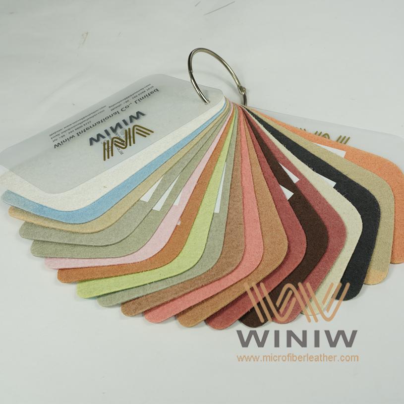 WINIW Microfiber Automotive Leather SW Series Color Catalog 2