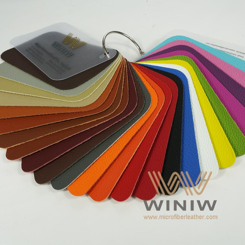 WINIW Microfiber Automotive Leather OL Series Color Catalog