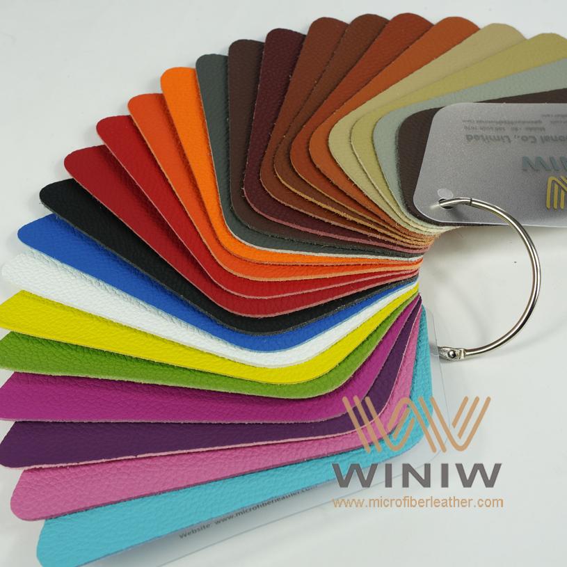 WINIW Microfiber Automotive Leather OL Series Color Catalog -2