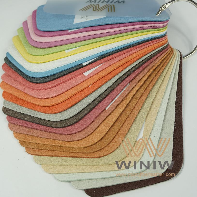 WINIW Microfiber Automotive Leather OL Series Color Catalog -3