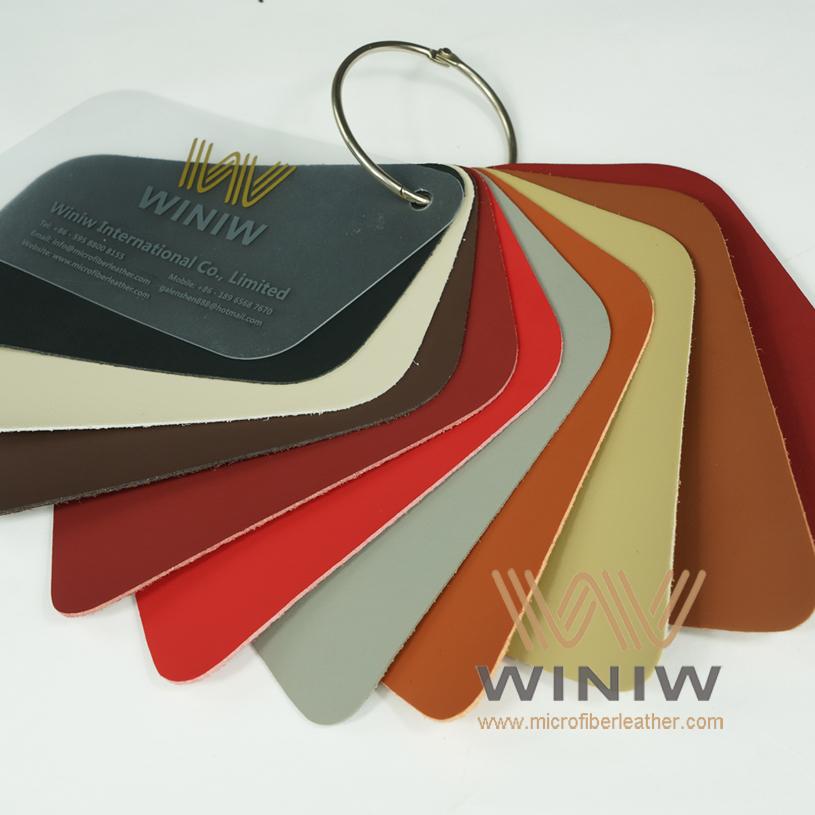 WINIW Microfiber Automotive Leather FGR Series