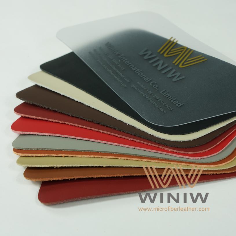 WINIW Microfiber Automotive Leather FGR Series 002