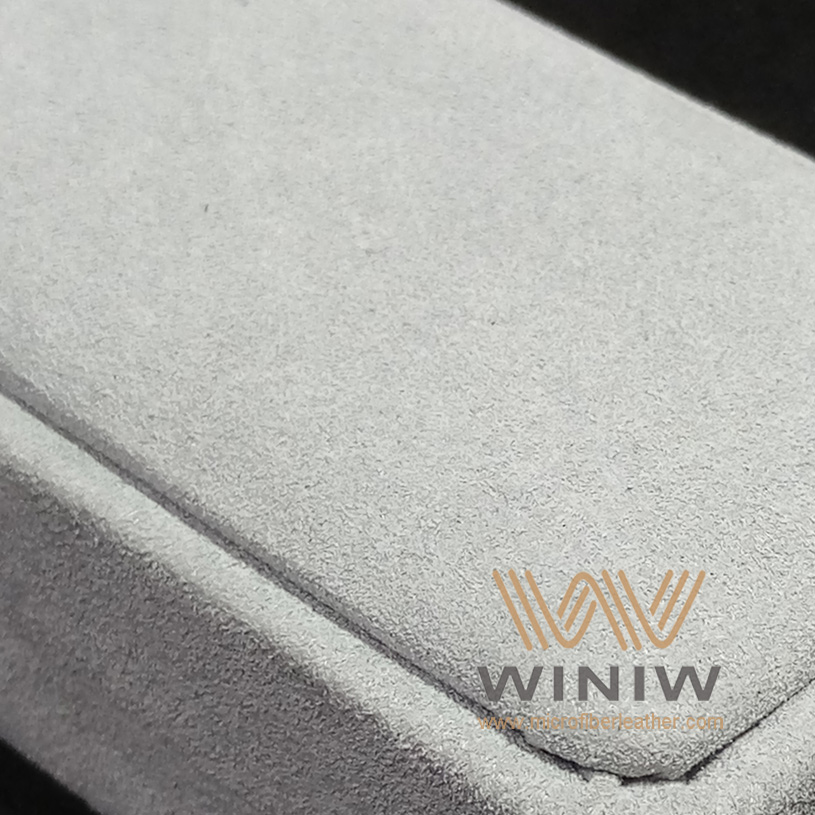 UV Resistant Microfiber Suede for Jewelry Box and Display