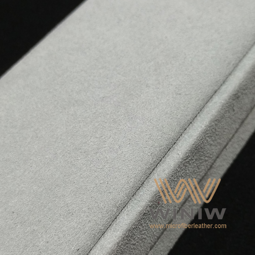 UV Resistant Synthetic Suede for Jewelry Box and Display