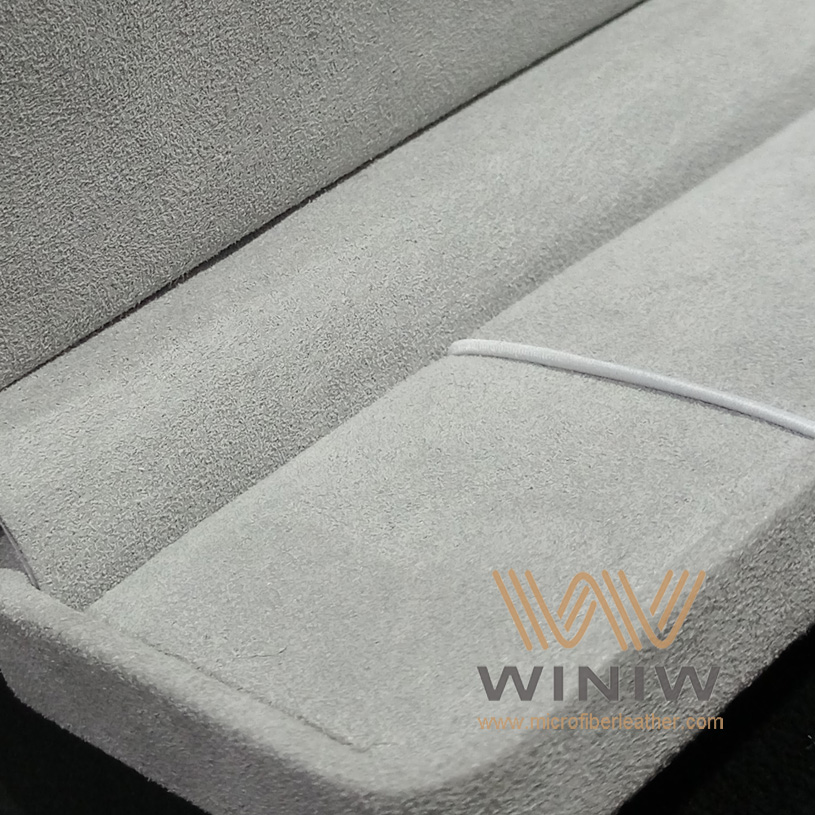 UV Resistant Microfiber Suede Leather Fabric